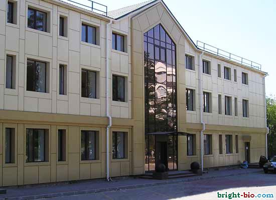 Здание Лаборатории БРайт-Био по адресу Запорожье, Седова 3