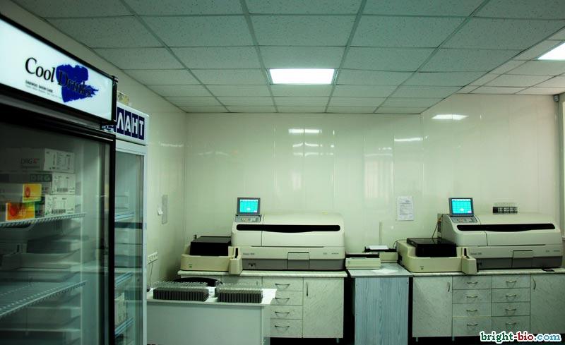 БРайт-Био: холодильное оборудование и автоматические анализаторы Элексис 2010 (ELECSYS 2010)